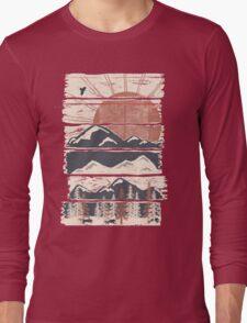 Winter Pursuits... Long Sleeve T-Shirt