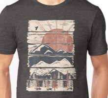Winter Pursuits... Unisex T-Shirt