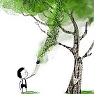 The Giving Tree by Holly Hatam