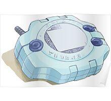 Digimon Adventure Device Poster