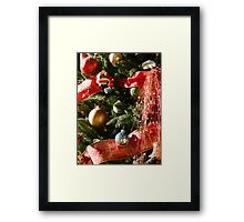 It's Christmas! Framed Print