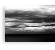 To the End of the Earth .. Canvas Print
