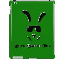 DRabbitP iPad Case/Skin