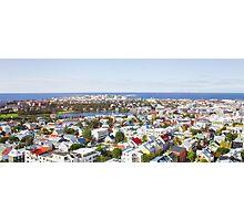 Reykjavik Photographic Print