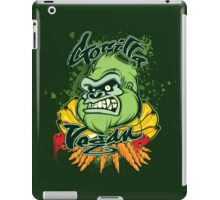 Gorilla Vegan iPad Case/Skin