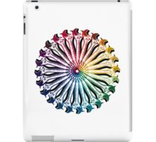 Wrench Color Wheel B iPad Case/Skin