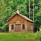 Little Country Church by RickDavis