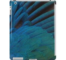 Iridescence in feathers iPad Case/Skin
