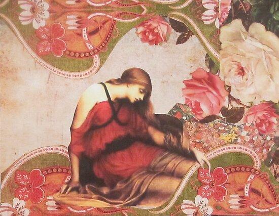 Lassitude  by Kanchan Mahon