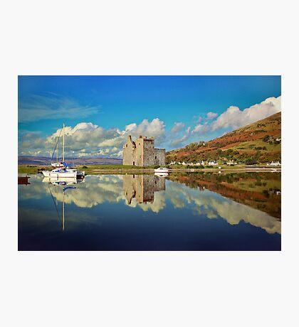 Lochranza Castle, Isle of Arran Photographic Print
