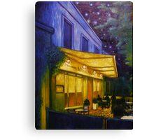Matersons Steakhouse Canvas Print