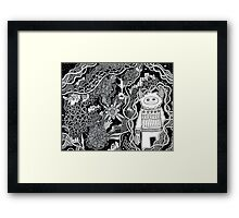 Norwood Framed Print