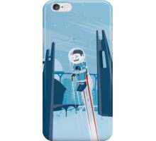 Space Boy iPhone Case/Skin