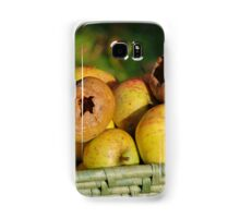 Basket of bad apples Samsung Galaxy Case/Skin