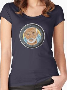 Bill Porthole Women's Fitted Scoop T-Shirt