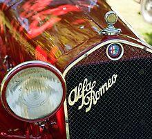 Alfa Romeo 6C by Flo Smith