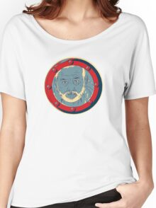 """Bill Porthole  - """"hope"""" Women's Relaxed Fit T-Shirt"""