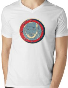 "Bill Porthole  - ""hope"" Mens V-Neck T-Shirt"