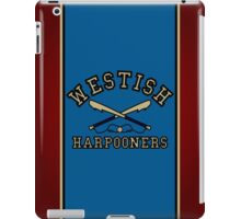 Westish Harpooners iPad Case/Skin