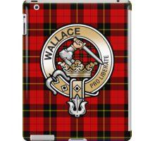 Wallace Clan Crest iPad Case/Skin