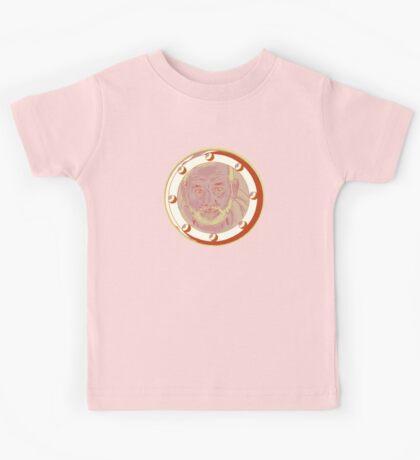 Bill Porthole - pinks Kids Tee