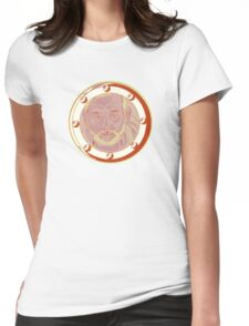 Bill Porthole - pinks Womens Fitted T-Shirt