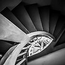 spiral stairway by naphotos