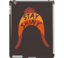 Stay Shiny iPad Case/Skin
