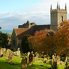 St. Leonard  Church . Hythe    /2  by Antoinette B