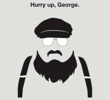Hurry Up, George by OddFix