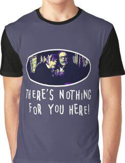 League of Gentlemen - Tubbs & Edward Graphic T-Shirt