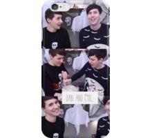 Dan and Phil - Halloween Baking 2015 iPhone Case/Skin