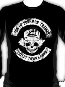 Ash - Pokemon Trainer T-Shirt