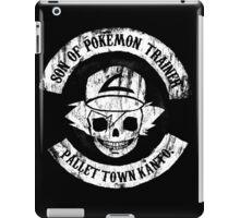 Ash - Pokemon Trainer iPad Case/Skin