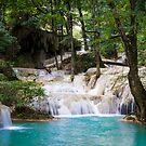 """""""Erawan"""" water fall  by naphotos"""