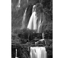 Thee Lor Sue Waterfall  Photographic Print