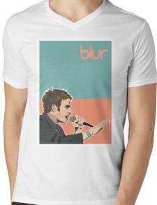 Damon Albarn - blur Mens V-Neck T-Shirt