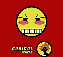 Radical Edward Big Anger - (iPad) by Adam Angold