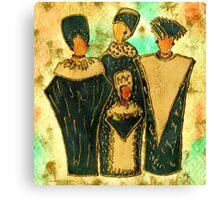 We Women 4 - Suede Version Canvas Print