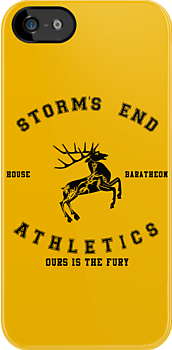 HOUSE BARATHEON ATHLETICS by amanoxford