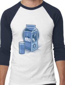 Missing Droids Men's Baseball ¾ T-Shirt