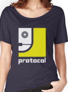 Protocol Women's Relaxed Fit T-Shirt