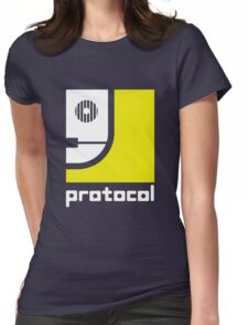 Protocol Womens Fitted T-Shirt