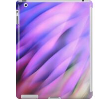 Lilac Abstract iPad Case/Skin