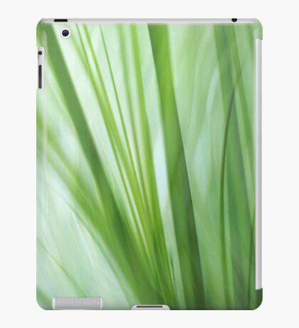Dancing Grasses iPad Case/Skin