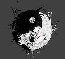 Gotham opposites by Harantula