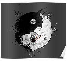 Gotham opposites Poster