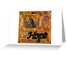 A Life of HOPE Greeting Card