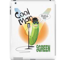 Cool Man iPad Case/Skin