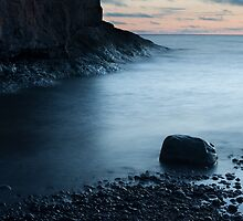 Lake Superior Inlet by April Koehler